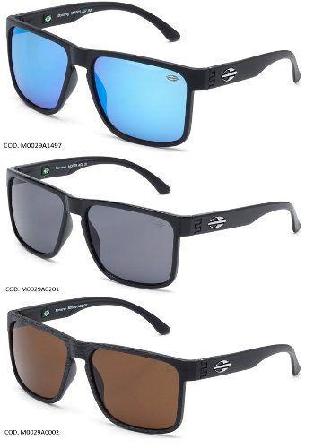 Oculos Solar Mormaii Monterey - Garantia De Fabrica