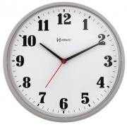 Relógio Parede Herweg 6126 024 Analogico 26cm Cinza