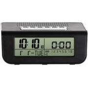 Radio Relógio Herweg 8111 034 Digital Am Fm Calendario Alarm