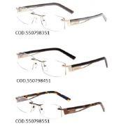 Armação Para Oculos De Grau Colcci 5507  Garantia - Original