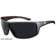Oculos Solar Mormaii Speranto Fit 43803101 Preto Fosco Roxo