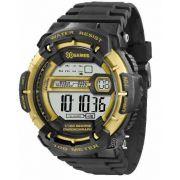 Relógio X Games Xmppd276 - 50mm - Garantia 1 Ano