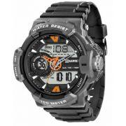 Relógio X Games Xmppa165 - 50mm - Garantia 1 Ano