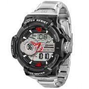 Relógio X Games Xmpsa033 - 50mm - Garantia 1 Ano