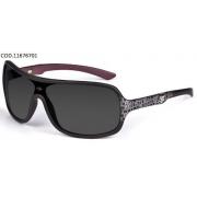 Oculos Solar Mormaii Speranto 11676701 PRETO FOSCO VINHO