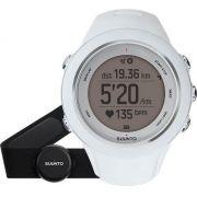 Relógio Suunto Ambit 3 Sport White Hr Conexao Com Celular