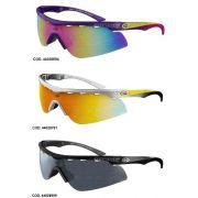 Oculos Mormaii Athlon 2 - Com 2 Lentes Diversas Cores