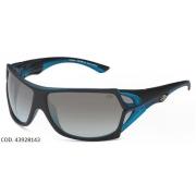 Oculos Sol Mormaii Vulcanus 43928143 Azul Fosco Lente Cinza Degradê Espelhada