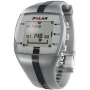 Relogio Monitor Cardiaco Polar Ft4 Cinza  Revenda Autorizada