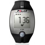 Relogio Monitor Cardiaco Polar Ft2 Preto Revenda Autorizada