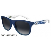 Oculos Solar Mormaii Lances - Cod. 42254833 - Garantia -  Azul Translucido - Lente Cinza Degradê