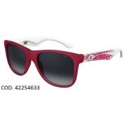 Oculos Solar Mormaii Lances - Cod. 42254633 - Garantia  Vermelho/Branco - -Lente Cinza Degradê