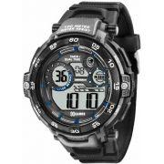 Relógio X Games Xmppd272 Tamanho Caixa 52mm - Garantia 1 Ano