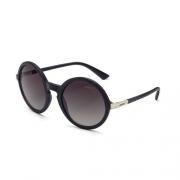 Oculos Solar Colcci Janis C0029a6833 Preto Fosco Lente Cinza Degradê