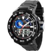 Relógio X Games Xmppa168 48mm - Garantia 1 Ano