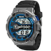 Relógio X Games Xmppd294 52mm - Garantia 1 Ano