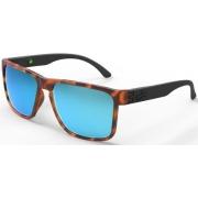 Oculos Solar Mormaii Monterey M0029f7097 - Marrom tartaruga - Lente Azul Flash