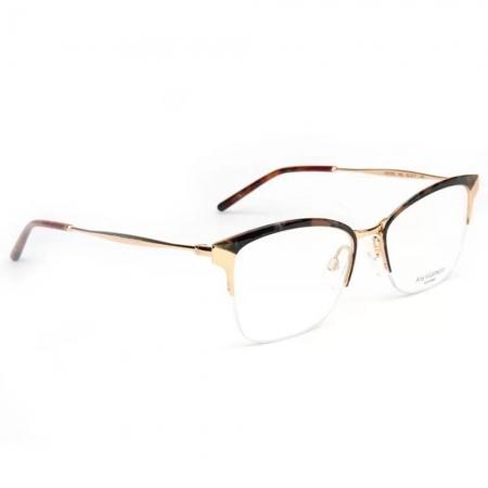 Armação de Óculos Ana Hickmann  ah1353l 04c 55 Marrom
