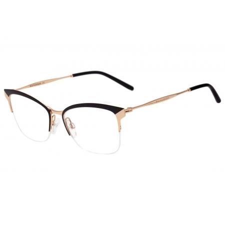 Armação de Óculos Ana Hickmann  ah1353l 09a 55 Preto