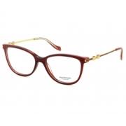 Armação de Óculos Ana Hickmann  ah6346 c03  Vermelho Tamanho 54