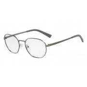 Armação De Óculos Armani Exchange  Ax1043l 6003 54 Grafite Fosco