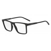 Armação de Óculos Arnette Brawler an7195l 01 55 Preto