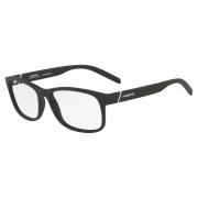 Armação de Óculos Arnette Skeletor an7191l 01  Preto Tamanho 58