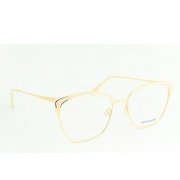 Armação de Óculos Atitude  at6226in n01 Dourado Brilho