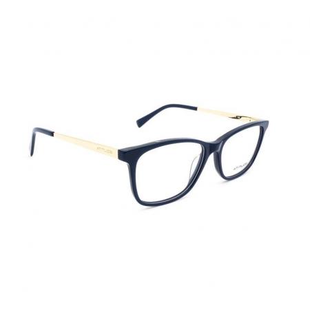 Armação de Óculos Atitude  at6230in d01 Azul Brilho