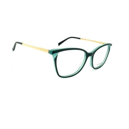 Armação de Óculos Atitude  at7125 e01 Verde Brilho