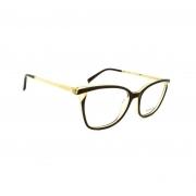 Armação de Óculos Atitude  at7125 g01 Marrom Brilho