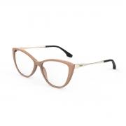 Armação de Óculos Colcci Agatha c6147 b6455  Nude Tamanho 55