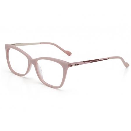 Armação de Óculos Colcci  c6100 b7055  Nude Tamanho 53