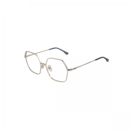Armação de Óculos Colcci  c6168e5353 Dourado Violeta Brilho