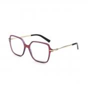 Armação de Óculos Colcci Louise c6158c9458 Vermelho Violeta Translucido