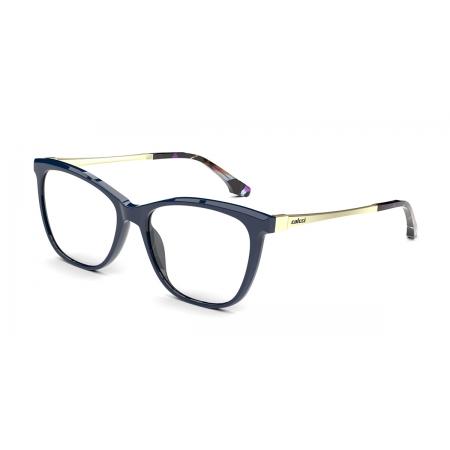 Armação De Óculos Colcci Marie 2 C6148k1955 Azul Brilho