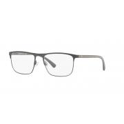 Armação de Óculos Empório Armani  ea1079 3324 55 Cinza Fosco