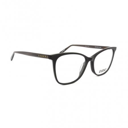 Armação De Óculos Evoke For You Dx108 A01 Preto Brilho