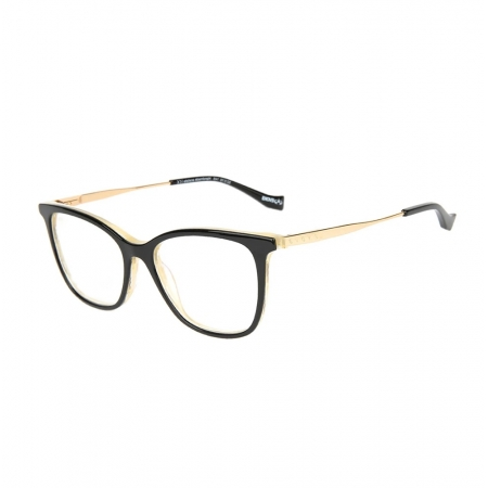 Armação de Óculos Evoke For You dx20 h01 52 Preto