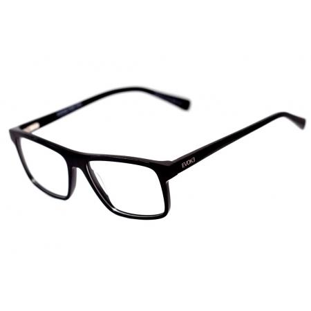 Armação de Óculos Evoke For You dx26 a01 54 Preto