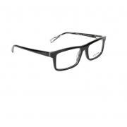 Armação de Óculos Evoke For You dx27 H01 53 Preto