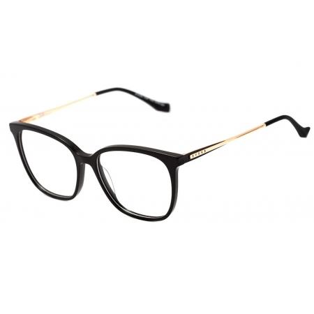 Armação de Óculos Evoke For You dx45n a01 53 Preto