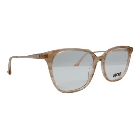 Armação de Óculos Evoke For You dx45n g25 53 Nude