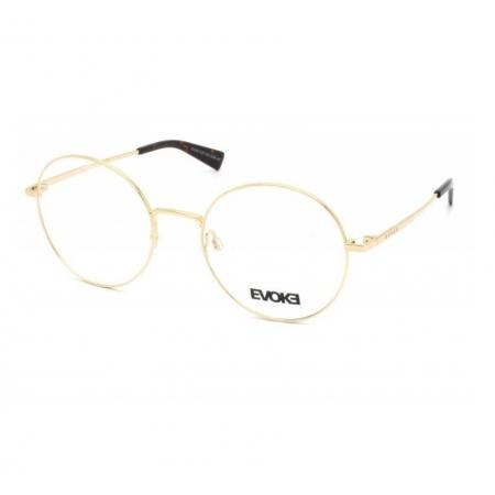 Armação de Óculos Evoke For You dx58n 04a 52 Dourado