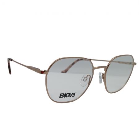 Armação de Óculos Evoke For You dx66n 01a 52 Dourado