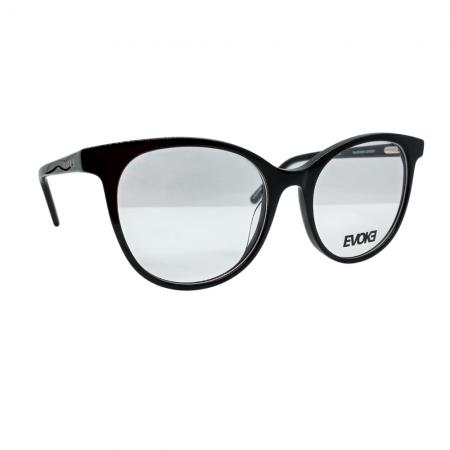 Armação de Óculos Evoke For You DX87 A01 51 Preto