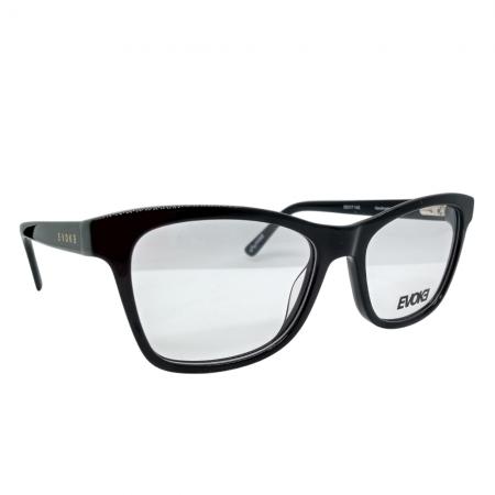 Armação de Óculos Evoke For You dx90 a01 53 Preto