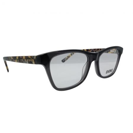 Armação de Óculos Evoke For You dx90 h01 53 Cinza