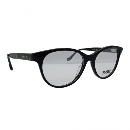 Armação de Óculos Evoke For You dx98 a01 53 Preto