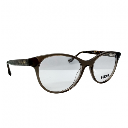 Armação de Óculos Evoke For You dx98 g01 53 Cinza